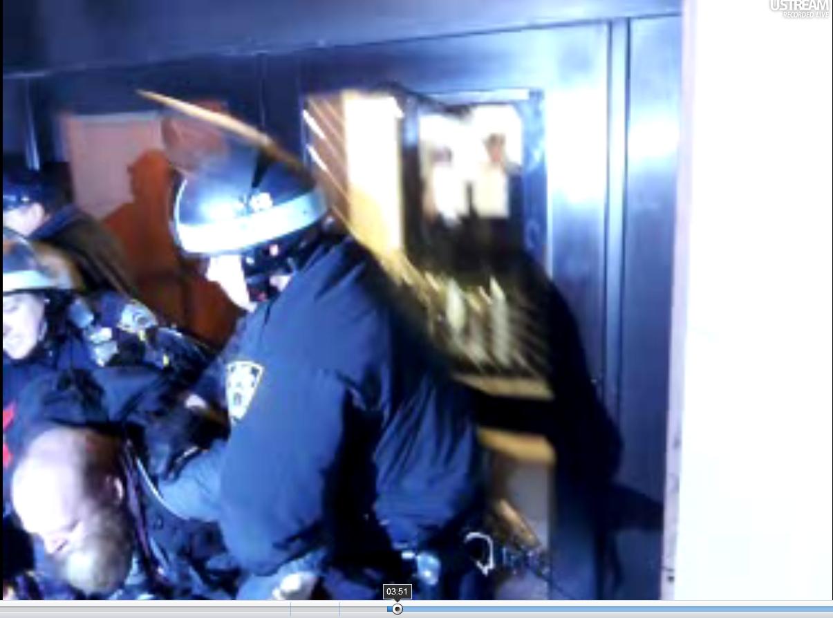 Screenshot aus dem Video http://www.ustream.tv/recorded/21184748