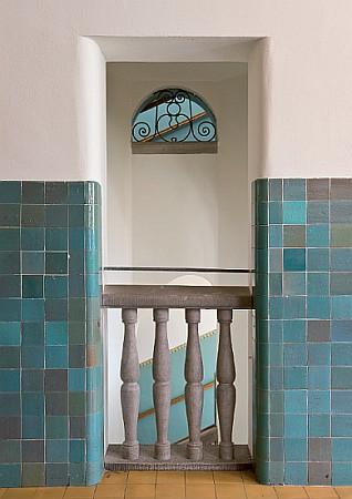 Hundert Jahre Bonatzbau Leibniz-Gymnasium 1912-2012 Rose Hajdu Architekturfotografie