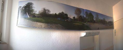 Beispiel Horizontal-Panorama