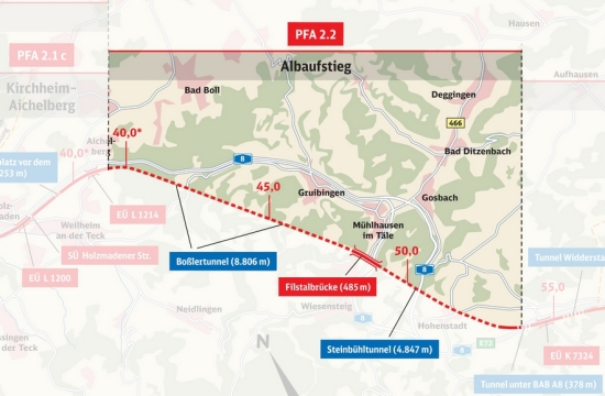 NBS Abschnitt Boßlertunnel